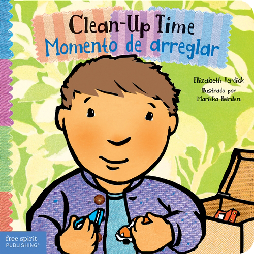 Clean-Up Time / Momento de arreglar