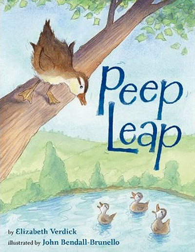 Peep Leap by Elizabeth Verdick
