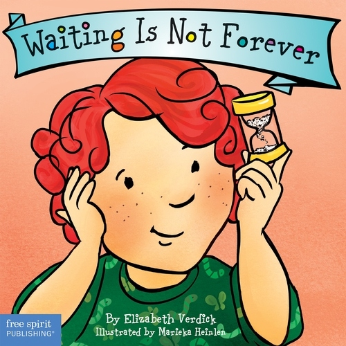 Waiting Is Not Forever (board book)