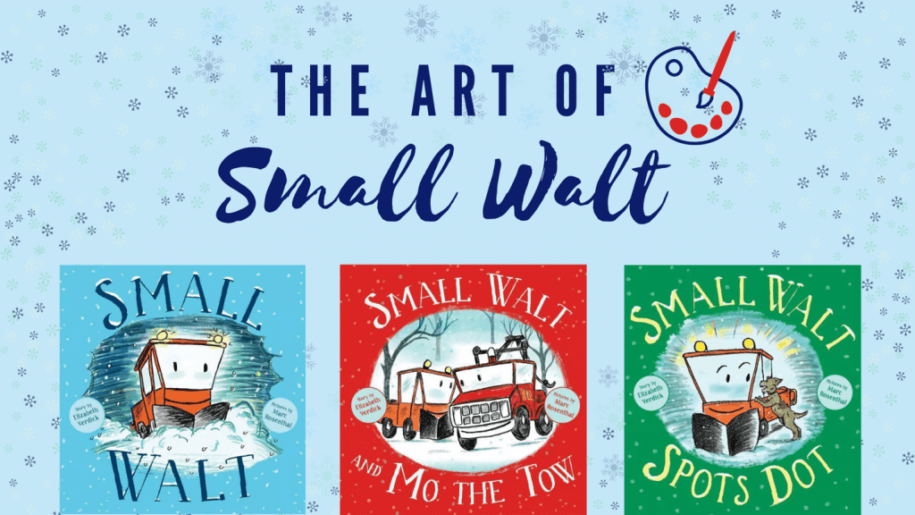 poster - the art of Small Walt