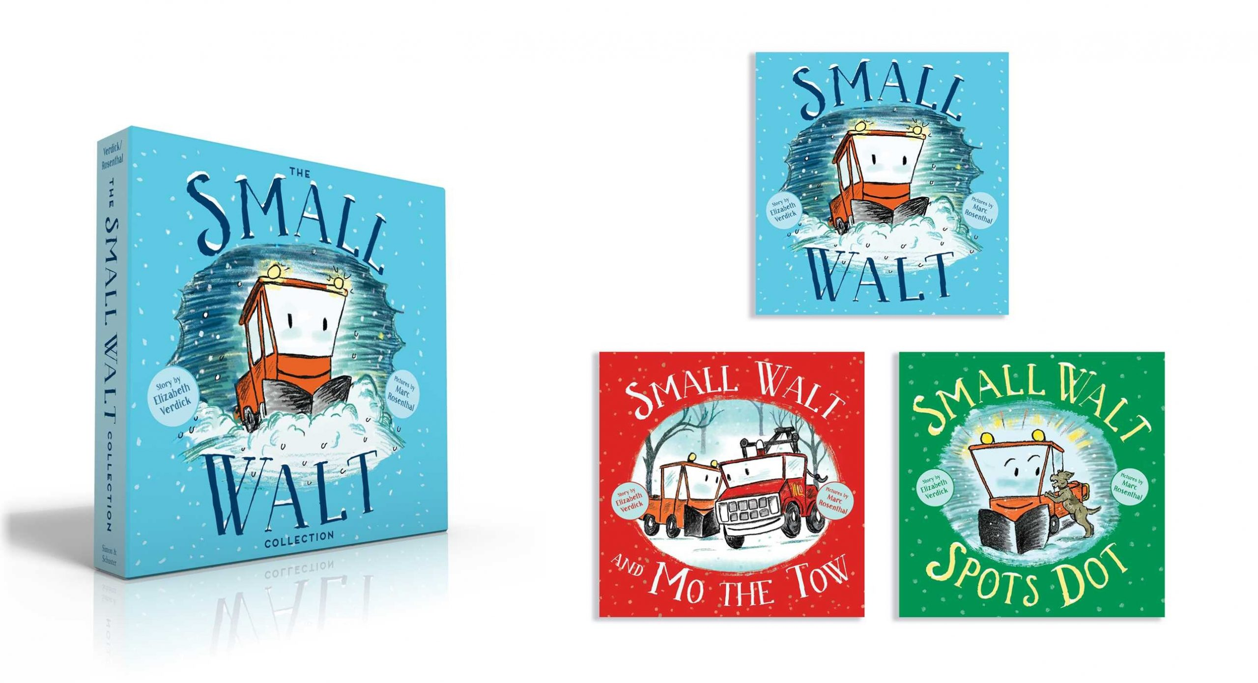 The Small Walt Collection
