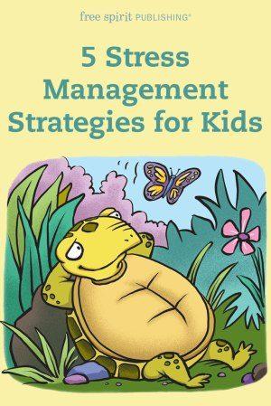 Stress Management Strategis for Kids