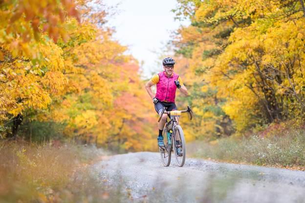 Brian Biggs Biking
