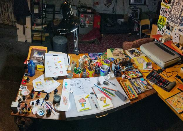 Brian Biggs Studio