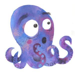 Octopus by Brian Biggs